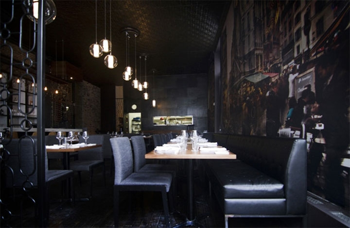 Les 400 coups restaurant old montreal restaurant ton resto - Les 400 coups restaurant ...